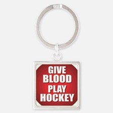 Hockey Keychains