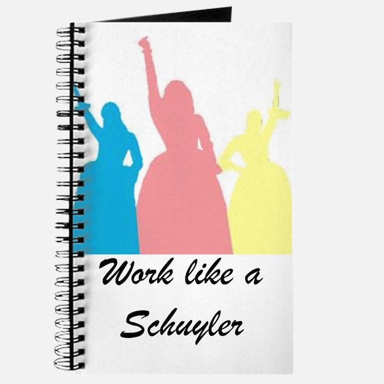 Work like a Schuyler Journal