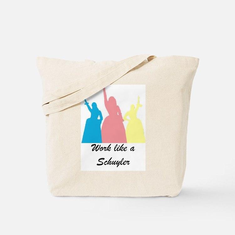 Work like a Schuyler Tote Bag