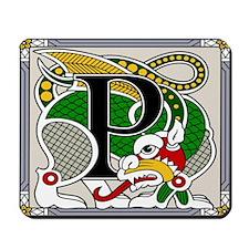 Celtic Dragon Art P Mousepad