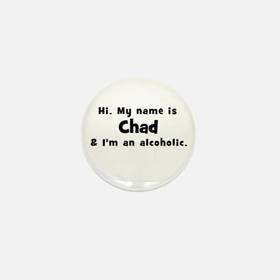 Chad Mini Button
