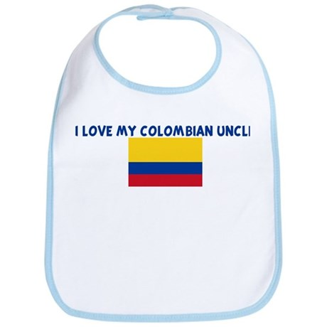I LOVE MY COLOMBIAN UNCLE Bib