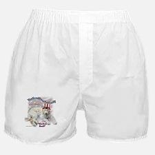 Yankee Goldendoodle Boxer Shorts