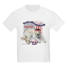 Yankee Goldendoodle T-Shirt
