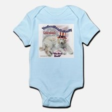 Yankee Goldendoodle Infant Bodysuit