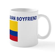 I LOVE MY COLOMBIAN BOYFRIEND Mug