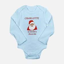 Charlotte Christmas Body Suit