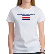 EVERYONE LOVES A COSTA RICAN Tee