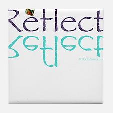 Reflect Tile Coaster