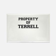 Property of TERRELL Magnets