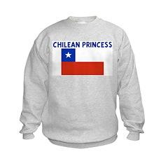CHILEAN PRINCESS Sweatshirt