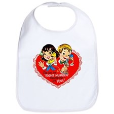 The Right Number Bib