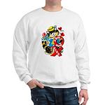 A Big Hug & Kiss Sweatshirt