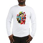 A Big Hug & Kiss Long Sleeve T-Shirt