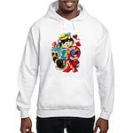 A Big Hug & Kiss Hooded Sweatshirt