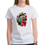 A Big Hug & Kiss Women's T-Shirt
