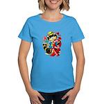 A Big Hug & Kiss Women's Dark T-Shirt