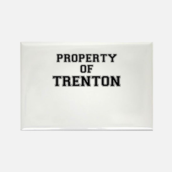 Property of TRENTON Magnets