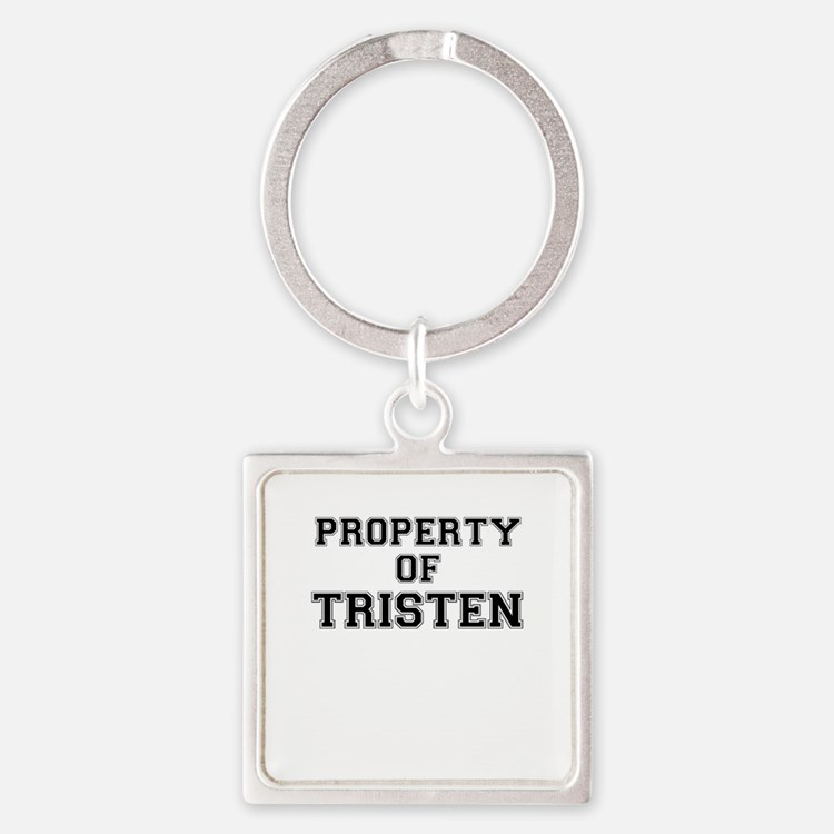 Property of TRISTEN Keychains
