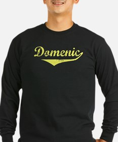 Domenic Vintage (Gold) T