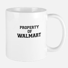 Property of WALMART Mugs