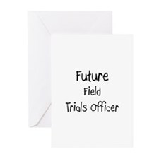 Future Field Trials Officer Greeting Cards (Pk of