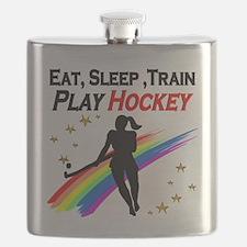 HOCKEY GIRL Flask