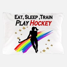 HOCKEY GIRL Pillow Case