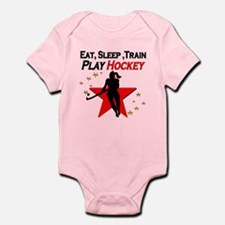 HOCKEY GIRL Infant Bodysuit