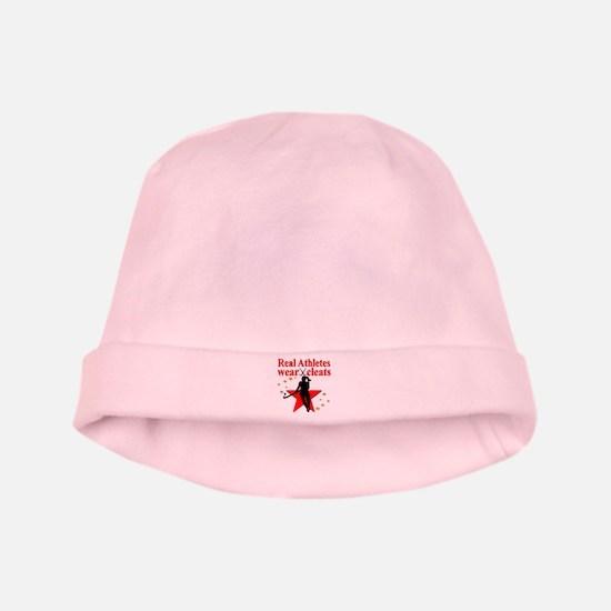 HOCKEY GIRL baby hat