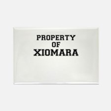 Property of XIOMARA Magnets