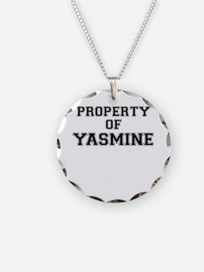 Property of YASMINE Necklace