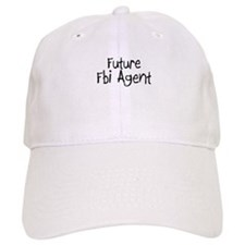 Future Fbi Agent Baseball Cap