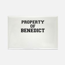 Property of BENEDICT Magnets