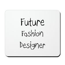Future Fashion Designer Mousepad