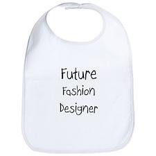 Future Fashion Designer Bib