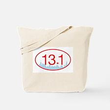 13.1 Chicago Half Marathon Tote Bag