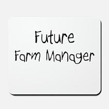 Future Farm Manager Mousepad