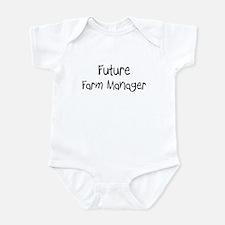 Future Farm Manager Infant Bodysuit