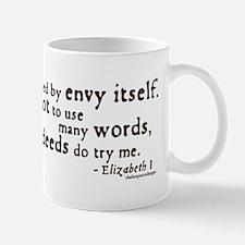 Elizabeth Judgement Quote Mug