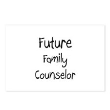Future Family Counselor Postcards (Package of 8)