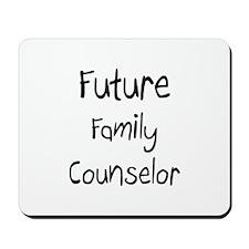 Future Family Counselor Mousepad