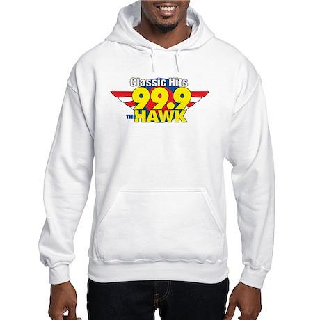 99.9 The Hawk Hooded Sweatshirt