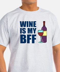 Wine Is My BFF T-Shirt