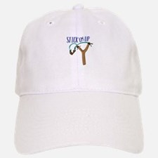 Stick Em Up Baseball Baseball Baseball Cap