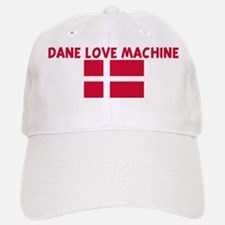 DANE LOVE MACHINE Baseball Baseball Cap