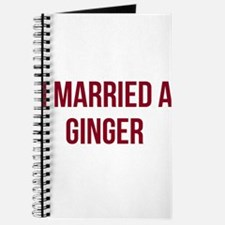 I Married A Ginger Journal