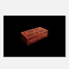 Brick Montresor Postcards (Package of 8)
