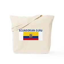 ECUADORIAN GURU Tote Bag