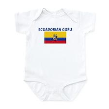 ECUADORIAN GURU Infant Bodysuit